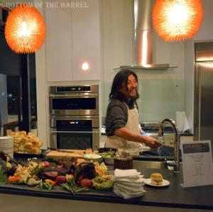 Chef Lee enjoys his job