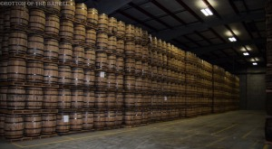 Seriously, a lot of barrels
