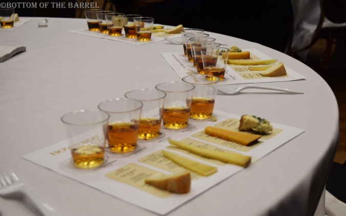 Bourbon and Cheese