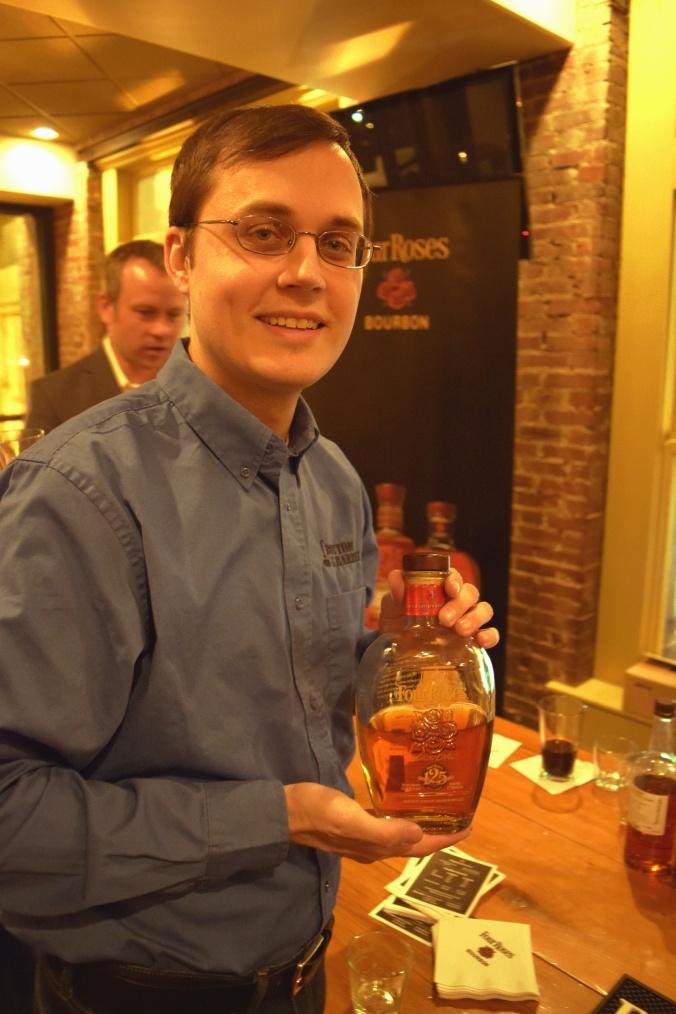 Darren Sure Loves 125th Small Batch Four Roses
