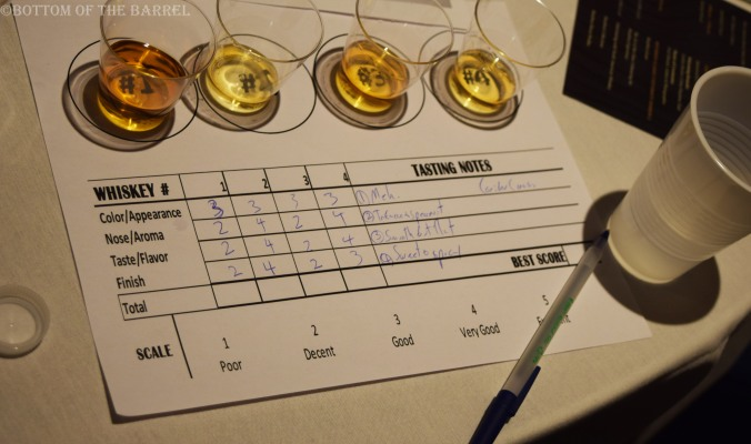 Entertaining with North American Whiskey