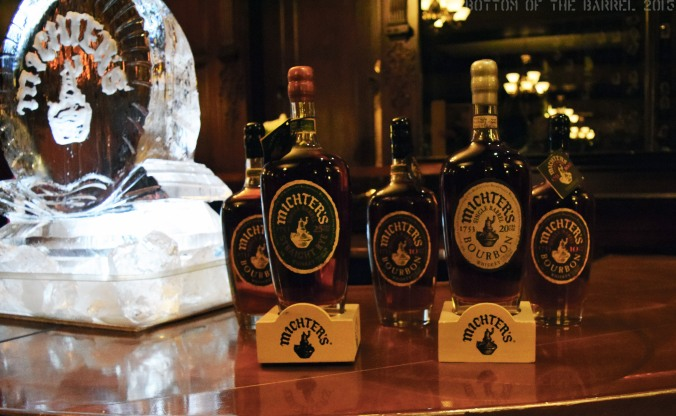 Just a Little Michter's Tasting